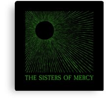 The Sisters Of Mercy - The Worlds End - Temple of Love Canvas Print