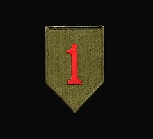 Big Red One - 1st Infantry Division by Buckwhite