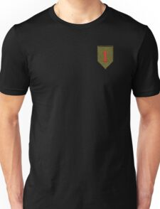 Big Red One - 1st Infantry Division Unisex T-Shirt