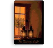 ~ The Beacon's Light ~ Canvas Print