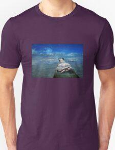 The Tortoise & the Hare take a break Unisex T-Shirt