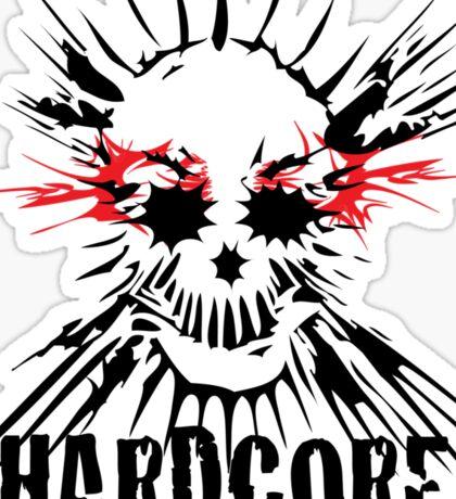 Skull Explode  Sticker