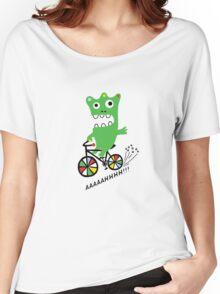 Critter Bike  Women's Relaxed Fit T-Shirt