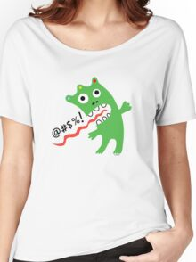 Critter Expletive  Women's Relaxed Fit T-Shirt