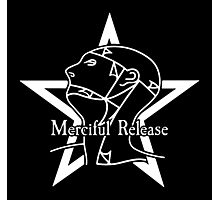 The Sisters Of Mercy - The Worlds End - Merciful Release Photographic Print