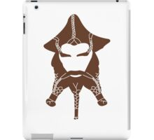 Nori's Beard iPad Case/Skin