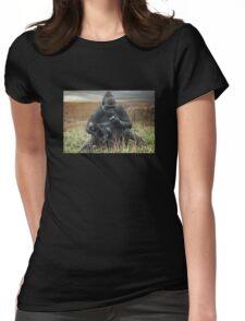 Joys of motherhood Womens Fitted T-Shirt