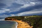 Bells Beach - Torquay by Darren Stones