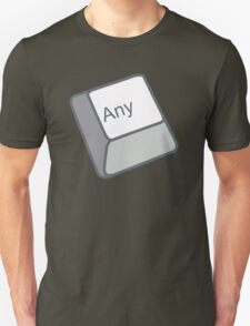Find the ANY key  T-Shirt