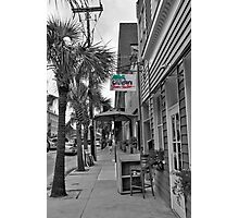 Gilligans Steamer and Raw Bar Photographic Print