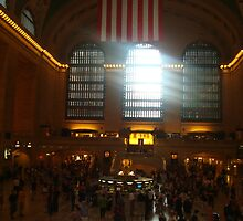 Rush hour at Grand Central Station by shauna2407
