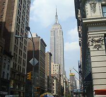 Empire State Building by shauna2407