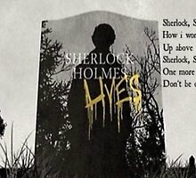 Sherlock LIVES! by Madamesophine