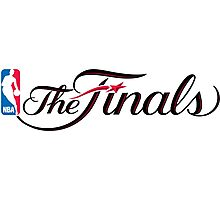 NBA The 2015 Finals Photographic Print