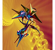 The Fractal Games Photographic Print
