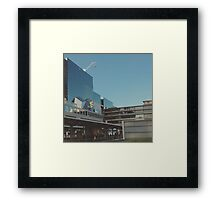 Kyoto Central Post Office Framed Print