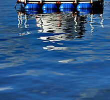 blue. woodbridge, tasmania by tim buckley | bodhiimages