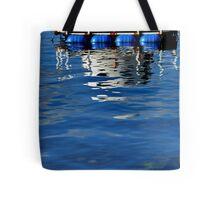 blue. woodbridge, tasmania Tote Bag