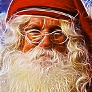 Father Christmas by Beverly Lussier