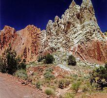 Utah backroad by blather44