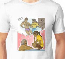 Les Mis lifeguard AU Unisex T-Shirt
