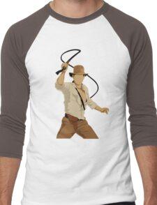 Fortune and Glory Men's Baseball ¾ T-Shirt
