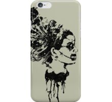 Who's nature is it?  iPhone Case/Skin