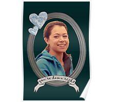 Beth Childs Transparent - Orphan Black Poster