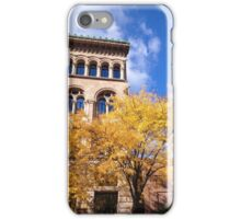 Fall Colors CHICAGO iPhone Case/Skin