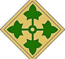 4th Infantry Division by Buckwhite