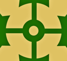 4th Infantry Division Sticker