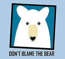 DON'T BLAME THE POLAR BEAR by Jean Gregory  Evans