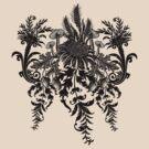 Foresty Foliage Print by Evan F.E. Lole
