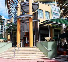 Miami Art Deco Coffee by amcrist