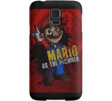 Borderlands - Mario As The Plumber Samsung Galaxy Case/Skin