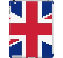 8 Bit Union Pixel Jack iPad Case/Skin