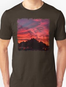 Red Streets - Photography T-Shirt