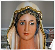 Mary, Mother of God...Pray for Us. Poster