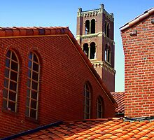 church in Yakima, WA 2 by Hiroshi  Maeshiro