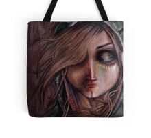 Disturbance of the pain-sensitive structures in my head Tote Bag