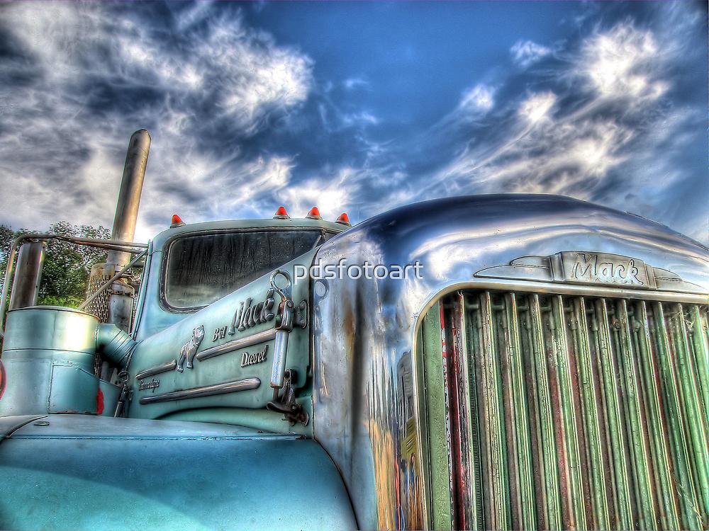 Big Mack by pdsfotoart