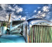 Big Mack Photographic Print