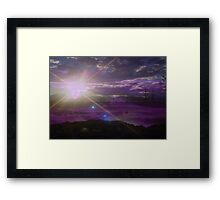 ~ode to Eos~ Framed Print