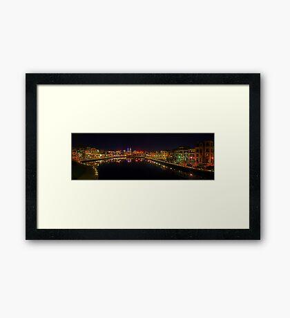 Claisebrook Cove - Western Australia  Framed Print