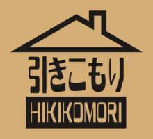 Hikikomori 引きこもり Japanese Recluse by tinybiscuits