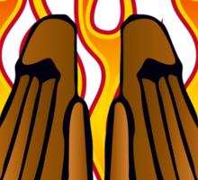 Tiki Idols Sticker
