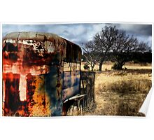 Out To Pasture   ( BoneYard Series ) Poster