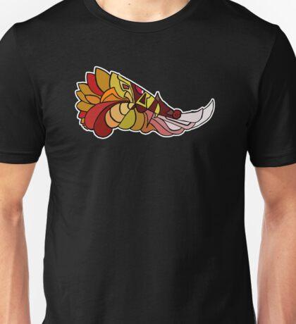 Stylised Phoenix Unisex T-Shirt