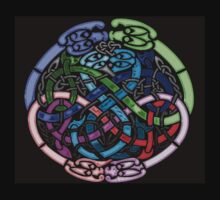 Celtic Knotwork by Jonathan Kereve-Clarke (Coventry Artist)
