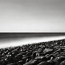 Line on the Horizon - Square II by Joel Tjintjelaar
